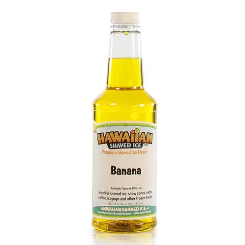 Word honour. Hawaiian shaved ice syrup