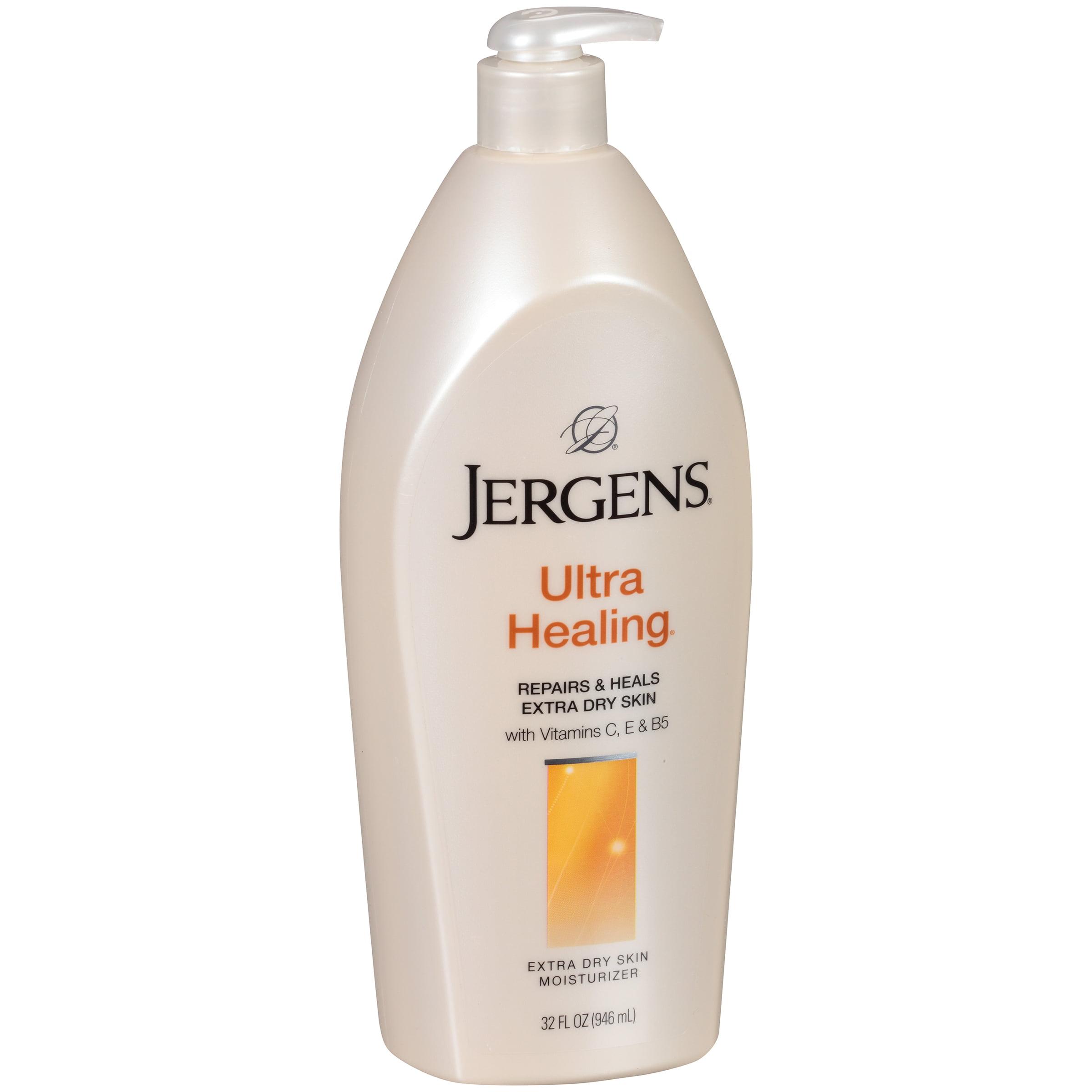 Jergens Ultra Healing Extra Dry Skin Moisturizer 32 fl. oz. Pump Bottle