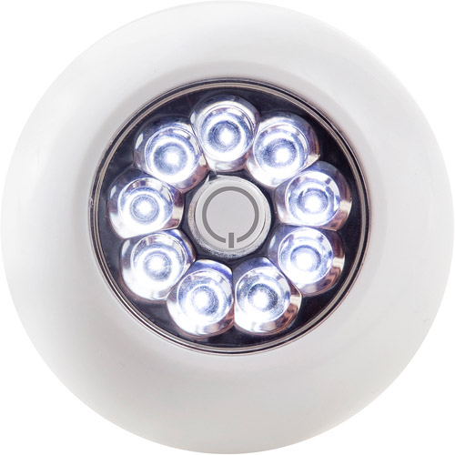 Fulcrum Light It 9 LED Anywhere Light XB, 3-Pack