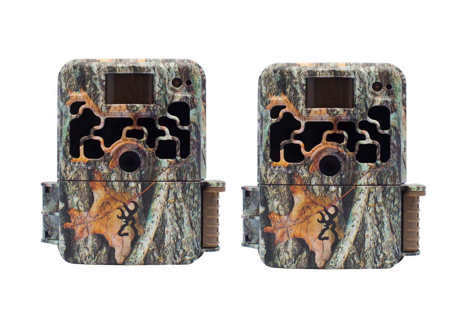 (2) Browning DARK OPS ELITE Sub Micro Trail Game Camera (10MP) | BTC6HDE by Overstock