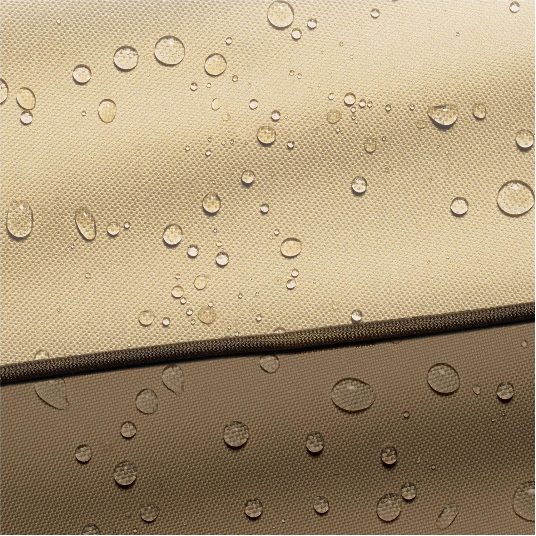 Clic Accessories Veranda Offset Umbrella Furniture Storage Cover Fits Up To 13 Diameter