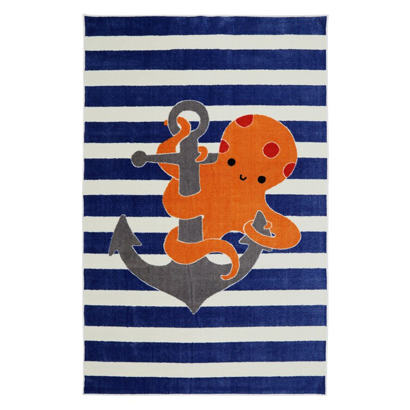Mohawk Home Little Octopus Area Rug by Mohawk Home
