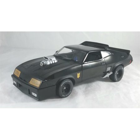 1973 ford falcon xb mad max interceptor in 1 18 scale by greenlight. Black Bedroom Furniture Sets. Home Design Ideas