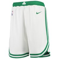 Boston Celtics Nike Youth Swingman Performance Association Shorts - White