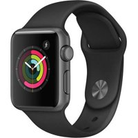 Refurbished Apple Watch - Series 1 - 42mm - Aluminum Case - Sport Band