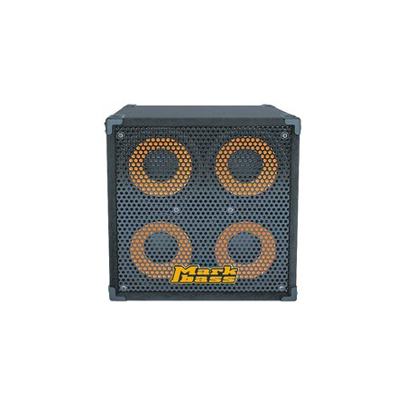Markbass Standard 104HR Rear-Ported Neo 4x10 Bass Speaker Cabinet 4 Ohm 4x10' Bass Reflex Speaker Cabinet