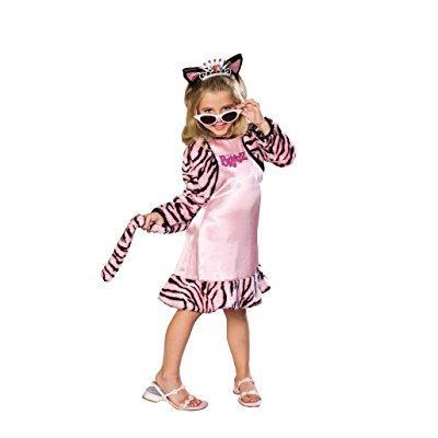 bratz child's cat costume, toddler 2 - 4