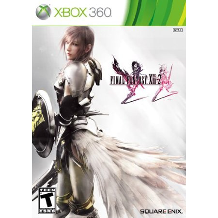 Final Fantasy XIII-2, Square Enix, XBOX 360, (Final Fantasy 13 Lightning Returns Xbox 360)
