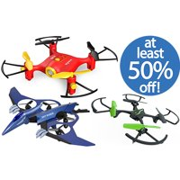Easter Drone Collection 50% OFF