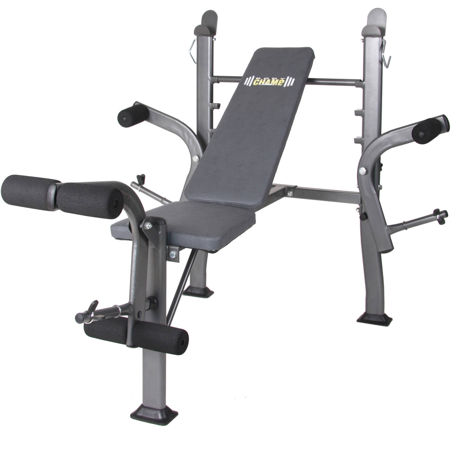 Stand Weight Bench with Butterfly
