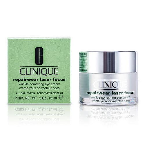 Clinique 16462679 By Clinique Repairwear Laser Focus Wrinkle Correcting Eye Cream --15ml/0.5oz