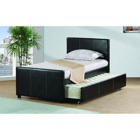 Milton Greens Stars Bailey Twin Trundle Platform Bed ()