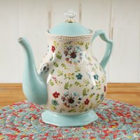 Deals on The Pioneer Woman Kari 2.4-Quart Tea Pot