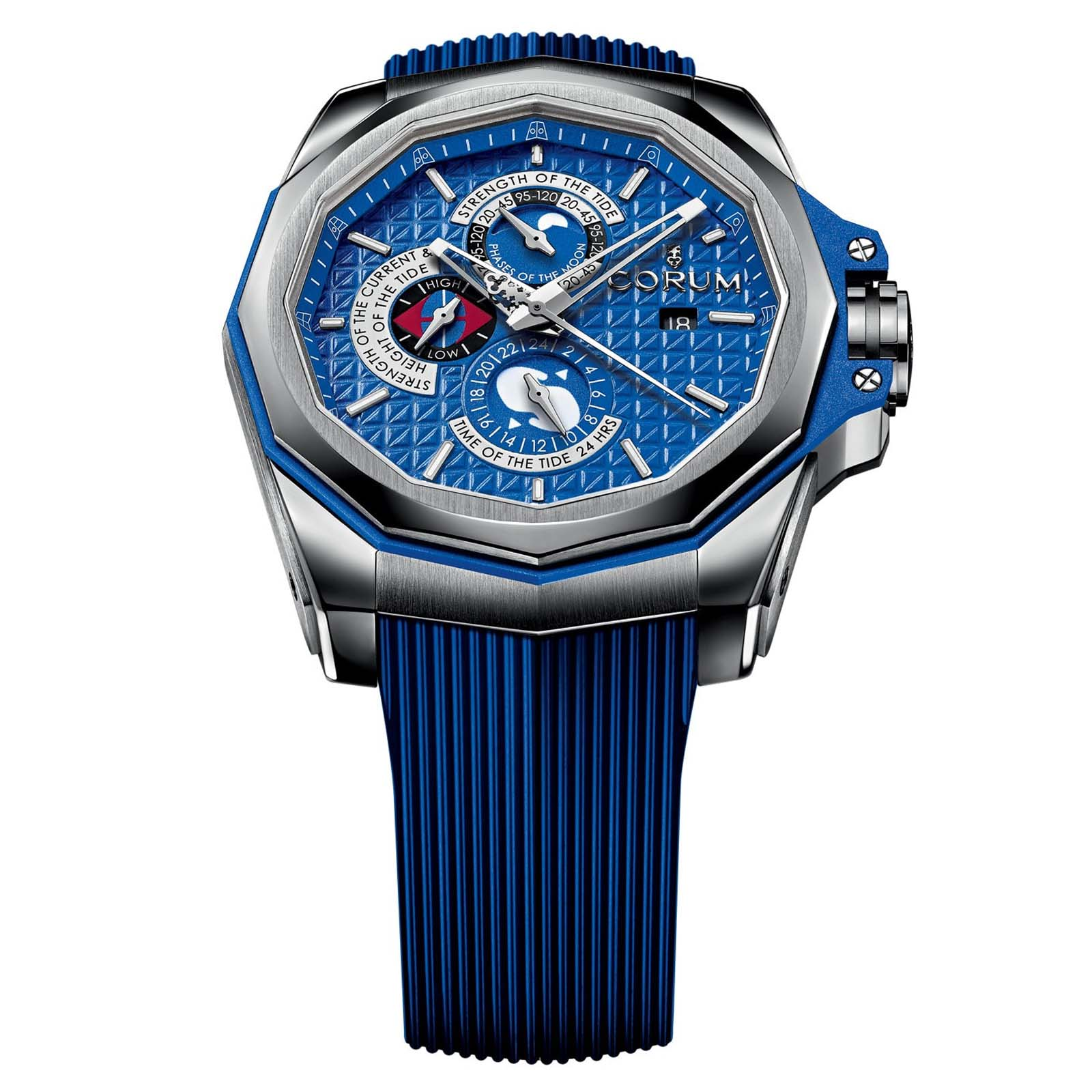 Corum Admiral's Cup Ac-One 45 Tides 277.101.04/F373 AB12 ...