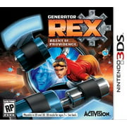 Generator Rex: Agent of Providence, Activision, Nintendo 3DS, 047875765887