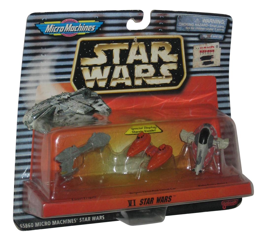 Star Wars Micro Machines Vehicle Collection VI