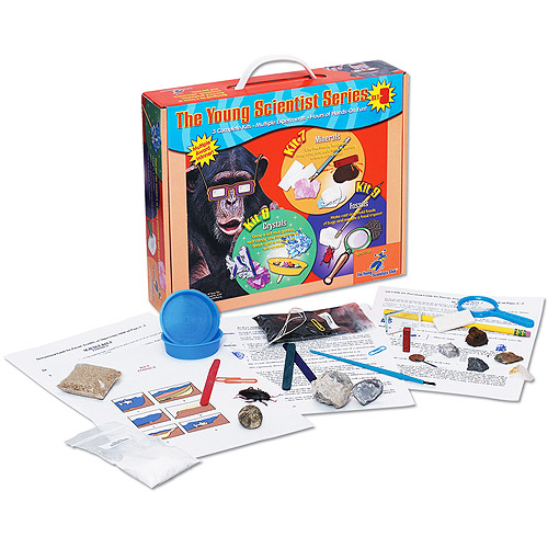 The Young Scientists Club - Science Experiments Kit - Set #3