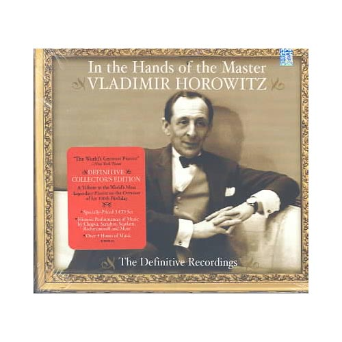 In The Hands Of The Master: Definitive Recordings