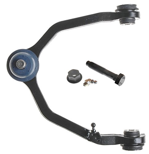 ACDelco 45D1036 Professional Front Driver Side Upper Suspension Control Arm and Ball Joint Assembly