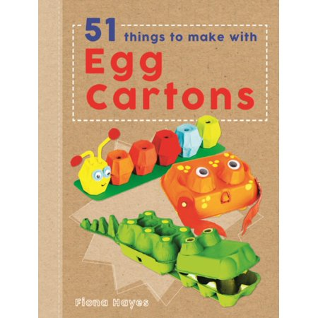 Crafty Things To Make For Halloween (Crafty Makes: 51 Things To Make With Egg Boxes)