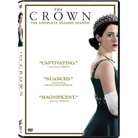 The Crown: The Complete Second Season (DVD)