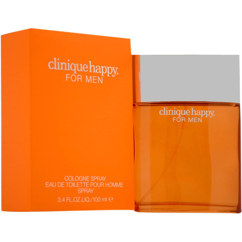 Clinique Happy Fragrance for Men, 3.4 oz - Walmart.com