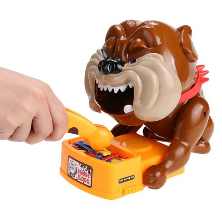 Arshiner Dont Take The Busters Bone Toy Beware Of The Dog Party Game Dont Take The Bones Away  Electric Dog Sound Board Game
