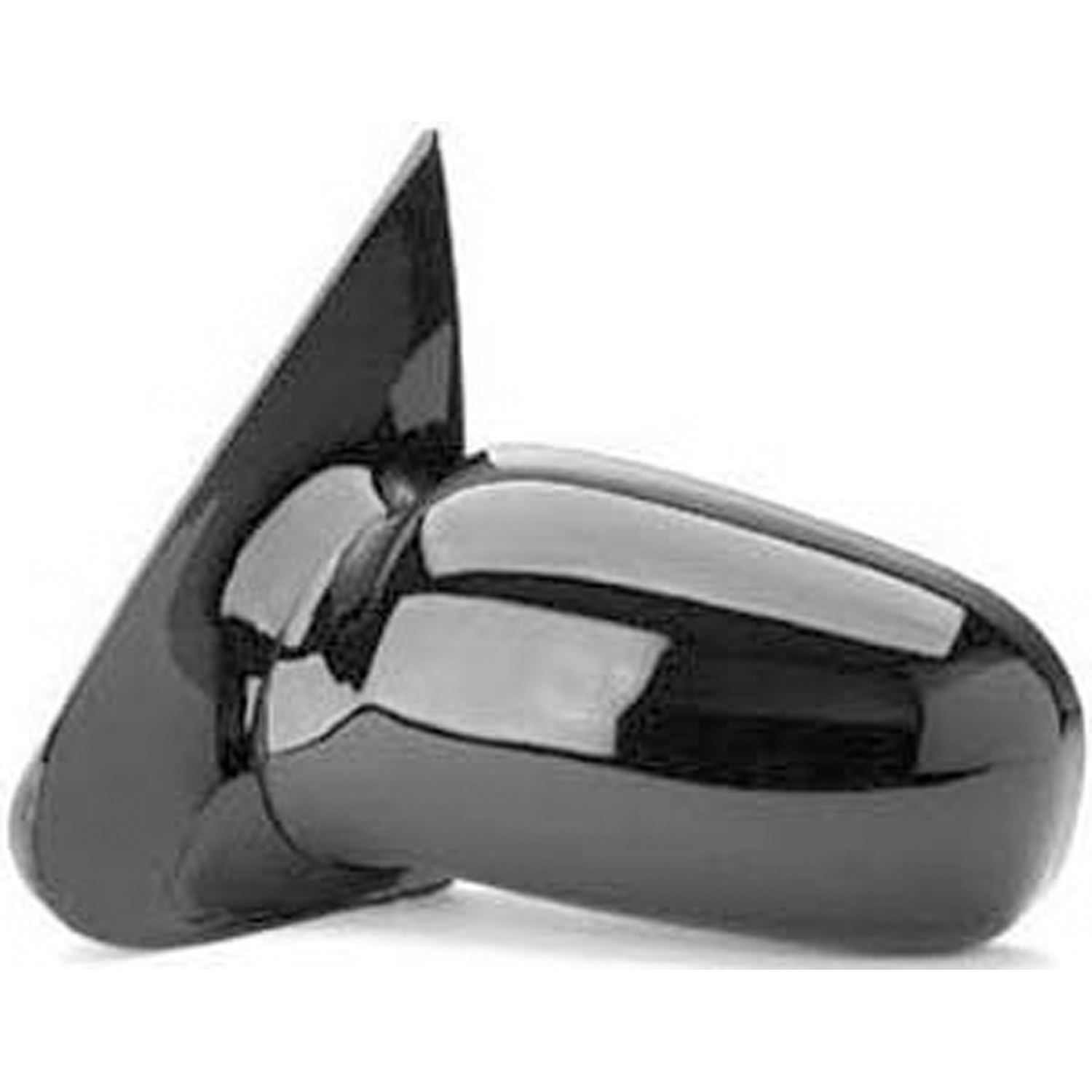1995-2005 Chevrolet Cavalier  Driver Side Left Power Door Mirror Assembly, 10362464; 22728843; 22679780