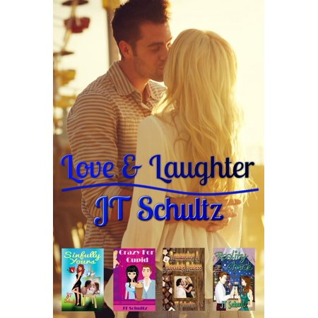 Love & Laughter - Boxed Set: 4 Romantic Comedies - eBook