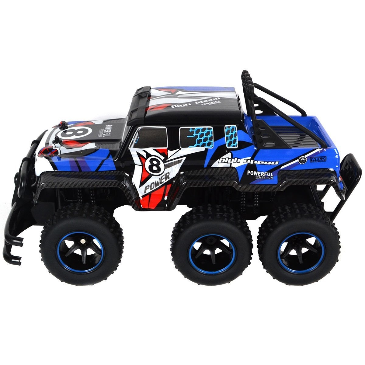 New MTN-G 4CH High-speed Electric Racing RC Off-road Car Radio Remote Control