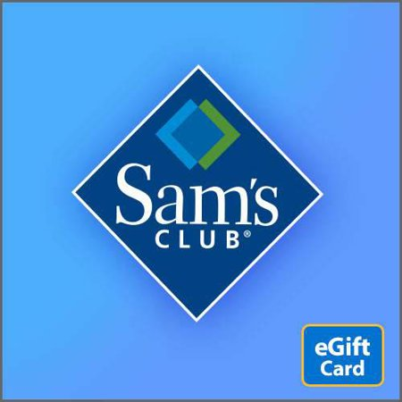 Sam S Club Egift Card