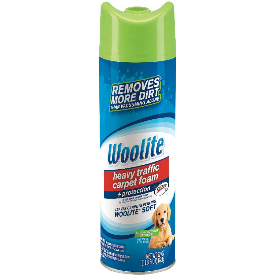 Woolite Heavy Traffic Carpet Cleaner, 22 fl oz