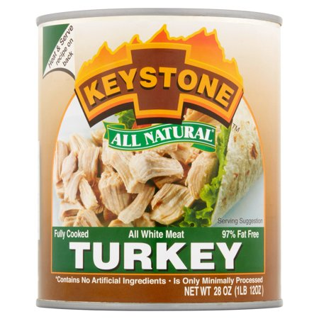 Keystone Turkey  28 Oz