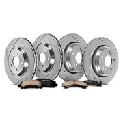 Front & Rear Truck And Tow Brake Kit - Ford, 1999