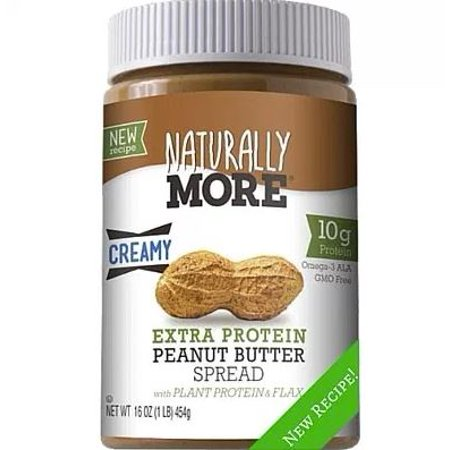 cd44c01642ce68 Naturally More  Peanut Butter Naturally More