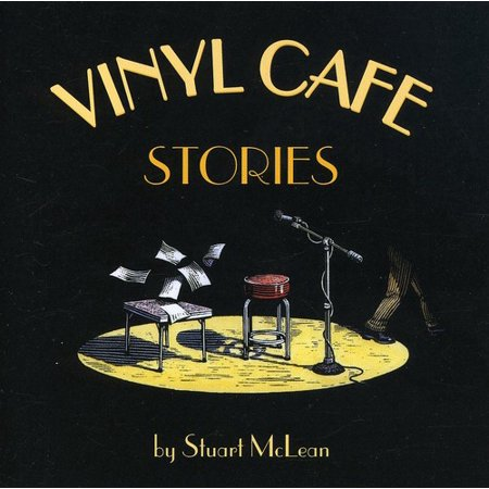 Vinyl Cafe Stories (CD)