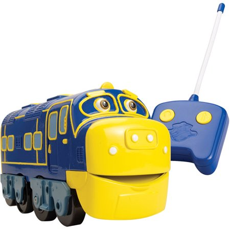 Chuggington Remote-Controlled Brewster Vehicle