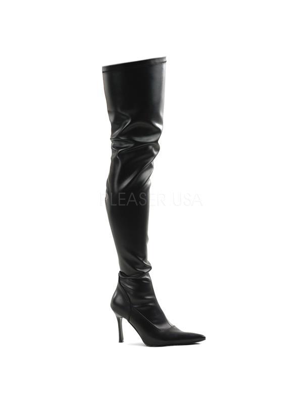 LUST3000/B/PU Funtasma Women's Boots BLACK Size: 9