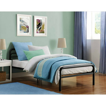 metal twin bed multiple colors - Twin Bed And Frame