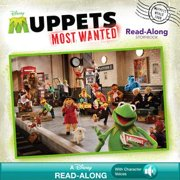 Muppets Most Wanted Read-Along Storybook - eBook