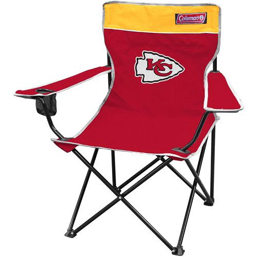 Coleman Kansas City Chiefs Quad Chair