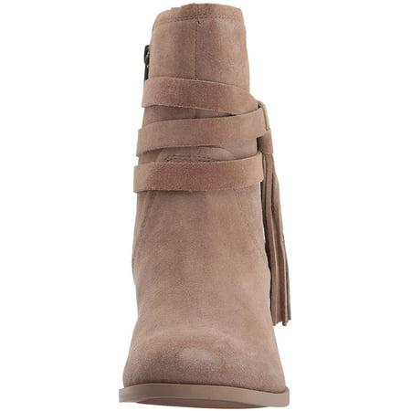 7de736222f2 Koolaburra Womens Kenz Suede Round Toe Ankle Fashion Boots | Walmart ...