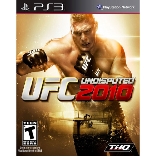 UFC Undisputed '10 (PS3) - Pre-Owned