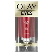 Olay Eye Lifting Serum for Firming Skin, Fragrance-Free, 0.5 fl oz