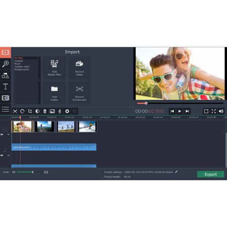 Golden Software Mvem4be Esd Movavi Video Editor 4 Mac Business Esd  Digital Code
