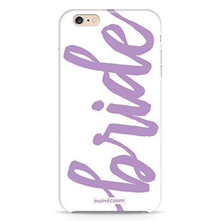 3D Textured Bride - Lavender Case for iPhone 6 & 6s, BUY AUTHENTIC! Make sure listing is Sold by : InspiredSilver All others are FAKE CASES that are.., By Inspired Cases