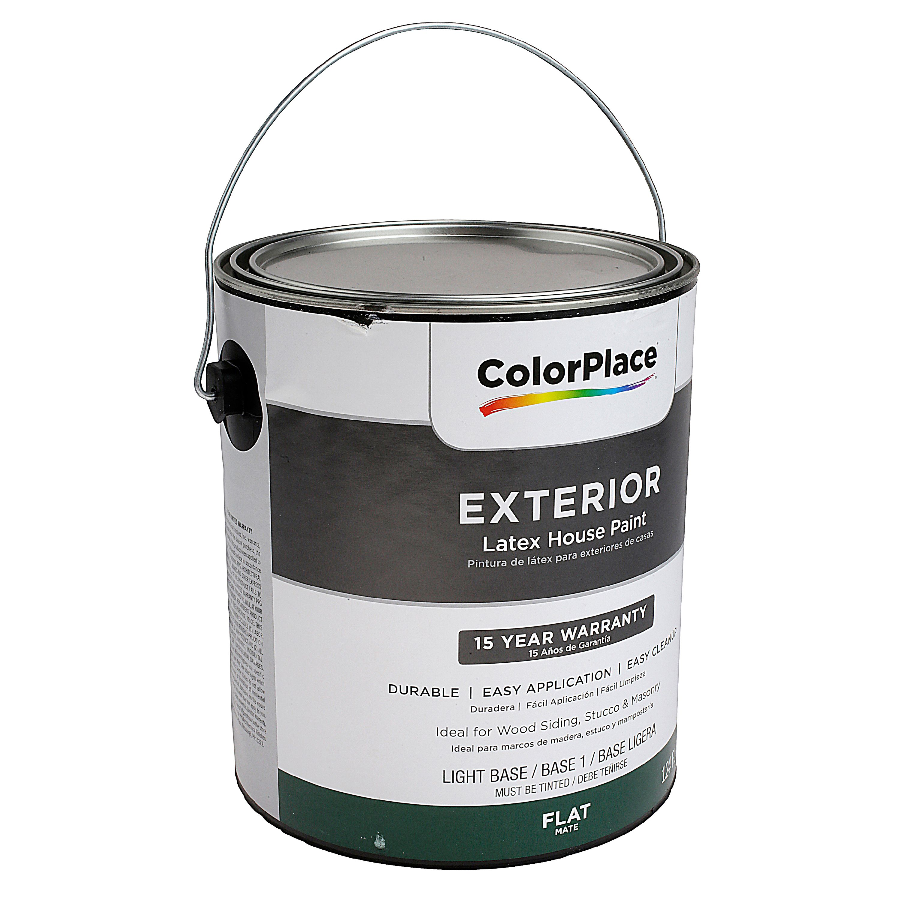 Color Place Exterior Latex Paint Image 4 Of 4