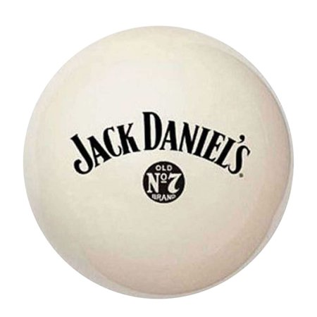 Jack Daniel's® Cue Ball, Regulation Size, Weight, and Roundness JD-30149