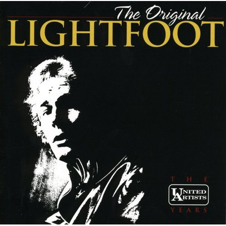 - Original Lightfoot: United Art (CD)