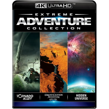 Extreme Adventure Collection  4K Ultra Hd